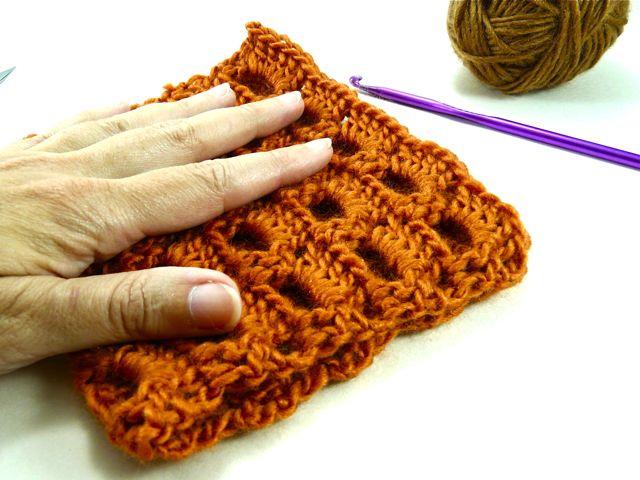 Cómo hacer un bolso a ganchillo fácil sin patrón » El blog de Lanas.NET