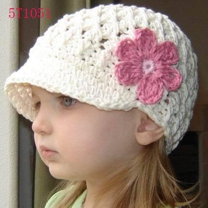 7f214a9b90eb2 Children-s-hats-baby-Caps-knitting-hat-crochet- · crochethats · Detalles  para tus gorros tejidos