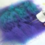 Cómo hacer fieltro con lana (parte 3)