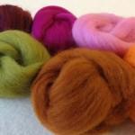 Cómo hacer fieltro con lana (parte 7)