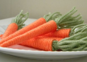 Yarn Carrots 2