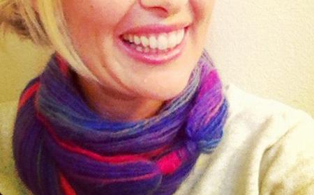 Cómo hacer una bufanda fácilmente